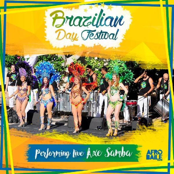 8th Anual Brazilian Day Festival