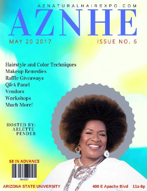 6th Arizona Natural Hair Expo